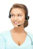 热线服务电话 免版税图库摄影