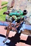 热罗姆亚利桑那采矿博物馆 库存图片