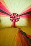 热航空的baloon 免版税库存图片