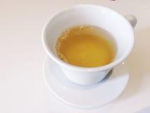 热茶 库存图片