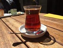 热茶 免版税图库摄影
