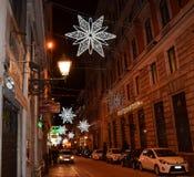 热那亚意大利 库存图片