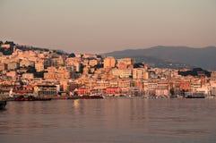 热那亚 免版税图库摄影
