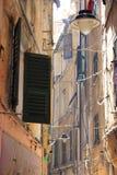 热那亚 免版税库存照片