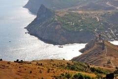 热那亚1个的堡垒 免版税库存照片