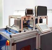 热量传送打印机 图库摄影