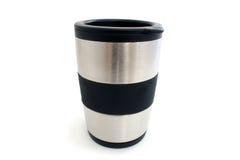 热水瓶杯子 图库摄影