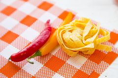 烹调健康食物概念 库存照片