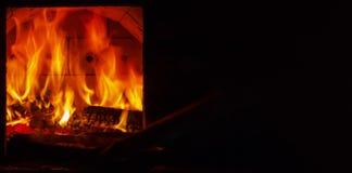 烹调在俄国烤箱酥皮点心里面与拷贝浆糊的地方 库存照片
