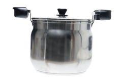 烹调罐 免版税库存照片