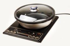 烹饪器材归纳 免版税库存图片