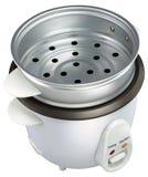 烹饪器材米 库存照片