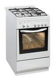烹饪器材自由常设白色 免版税图库摄影