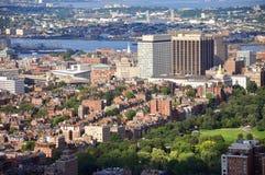 烽火台波士顿小山马萨诸塞 库存照片