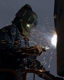焊工 库存图片