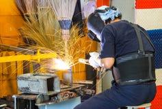焊接产业 库存图片