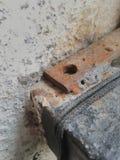 焊接处 免版税图库摄影