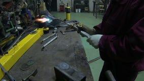 焊接技能训练 股票视频