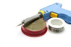 焊接的设备 图库摄影