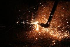 焊接 图库摄影