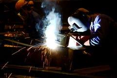 焊接 库存图片