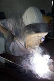 焊接 免版税图库摄影