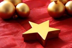 仍然圣诞节生活 免版税库存图片