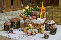 仍然复活节生活 免版税图库摄影