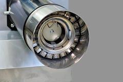 煤气喷燃器的喷管 免版税图库摄影