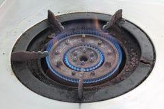煤气炉 库存照片