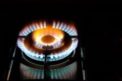 煤气炉 免版税库存图片