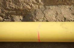 煤气管 免版税图库摄影