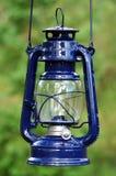 煤油灯偶尔地仍然使用了 免版税库存图片