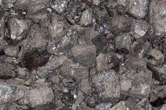煤炭作为背景 库存图片