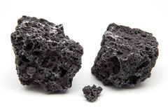 煤炭糖 免版税库存图片