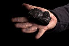 煤炭 免版税库存照片