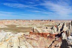 煤矿峡谷 免版税库存照片