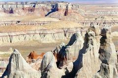 煤矿峡谷 库存照片