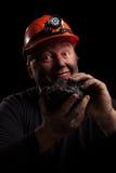 煤矿工人 库存图片