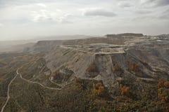 煤矿阿巴拉契亚边陆 图库摄影