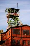 煤矿 免版税库存照片