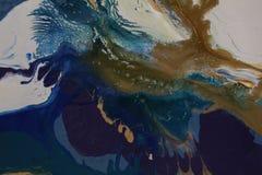 照片与五颜六色的颜色的摘要背景 图库摄影