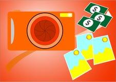 照片储蓄企业照片 免版税库存图片