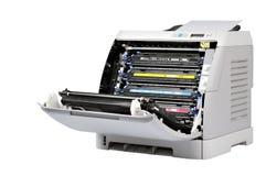 照片打印机 库存照片