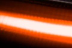 照片抽象背景白橙色光芒 免版税图库摄影