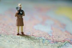 照片旅行 免版税库存照片