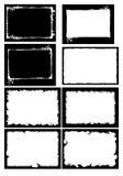 照片框架设置了15 库存照片