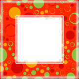 照片框架08 免版税库存照片