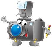 照片照相机 免版税库存照片