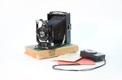 照片照相机1930年 免版税库存照片